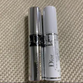 ディオール(Dior)のdior サンプル(マスカラ)