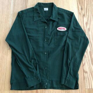 TENDERLOIN - テンダーロイン T-BOWLS SHT L/S  ボーリングシャツ