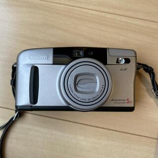 Canon autoboy S II  コンパクトフィルムカメラ
