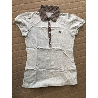 バーバリーブルーレーベル(BURBERRY BLUE LABEL)のバーバリー   ポロシャツ Tシャツ2枚セット(ポロシャツ)