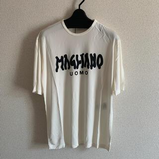 ジョンローレンスサリバン(JOHN LAWRENCE SULLIVAN)のMagliano マリアーノ Tシャツ ロゴ ロゴドン ホワイト 白(Tシャツ/カットソー(半袖/袖なし))