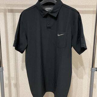 NIKE - NIKE GOLF ナイキゴルフ ポロシャツ ブラック