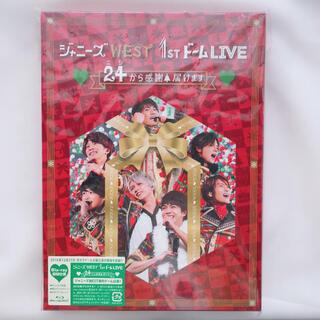 ジャニーズWEST - ジャニーズWEST Blu-ray 初回盤