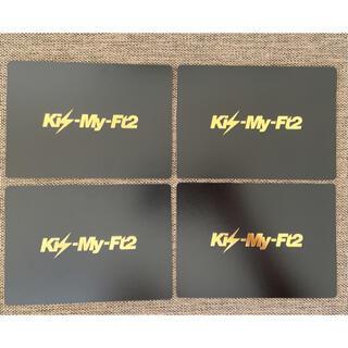 Kis-My-Ft2 キスマイ ウナコーワ カード