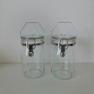 ムジルシリョウヒン(MUJI (無印良品))の無印良品 密封瓶 保存容器 (容器)