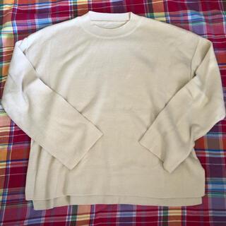 GOGOSING - 韓国 ファッション セーター 白