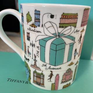 【NY本店限定】TIFFANY & CO. 5Th Ave.マグカップ