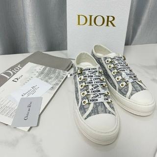 Dior - クリスチャンディオールdiorスニーカー★ 男女兼用