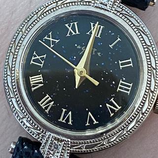 agete - 【美品】agete 2020年Xmas限定時計 紫金石