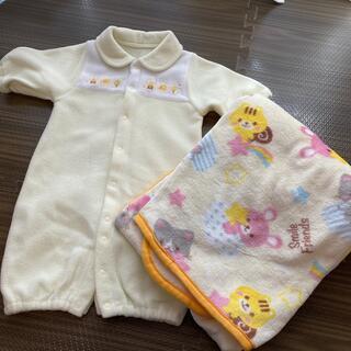 西松屋 - ベビー毛布&新生児フリース