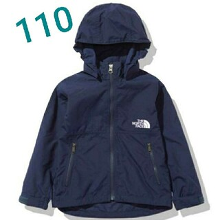 THE NORTH FACE - THE NORTH FACE キッズコンパクトジャケット 110