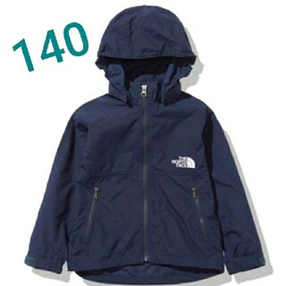 THE NORTH FACE - 新品 THE NORTH FACE キッズコンパクトジャケット 140