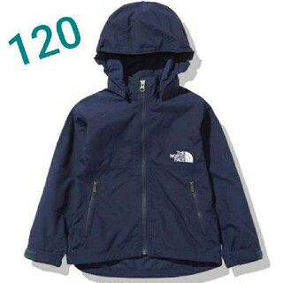 THE NORTH FACE - 新品 THE NORTH FACE キッズコンパクトジャケット 120