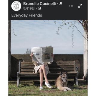 ブルネロクチネリ(BRUNELLO CUCINELLI)のお取り置き(スリッポン/モカシン)