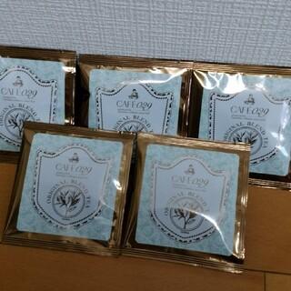 丸福珈琲店 紅茶ティーバッグ5個
