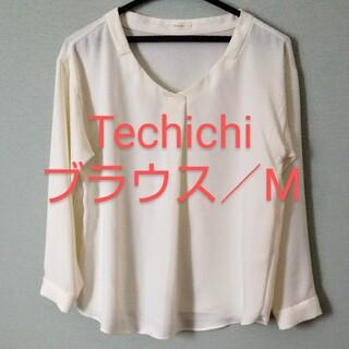テチチ(Techichi)のテチチTechichi 長袖ブラウス(シャツ/ブラウス(長袖/七分))