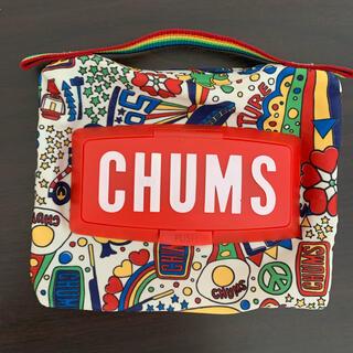 チャムス(CHUMS)のチャムス ウェットティッシュケース ポケットティッシュケース(外出用品)