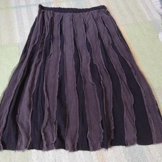 パドカレ(pas de calais)のパドカレのスカート(ひざ丈スカート)