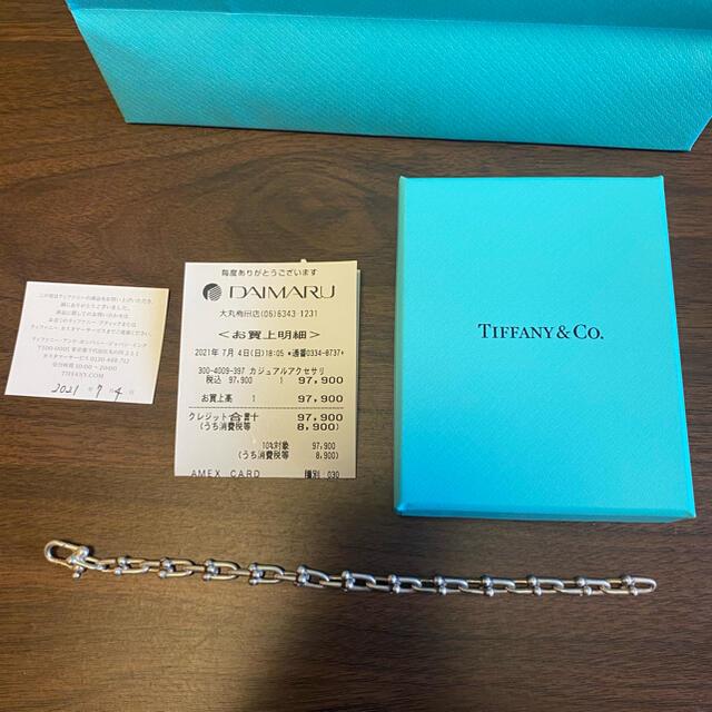 Tiffany & Co.(ティファニー)のティファニー ブレスレット メンズのアクセサリー(ブレスレット)の商品写真