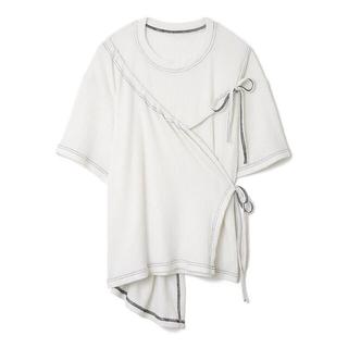 BEAUTY&YOUTH UNITED ARROWS - soduk like a curtain t-shirts