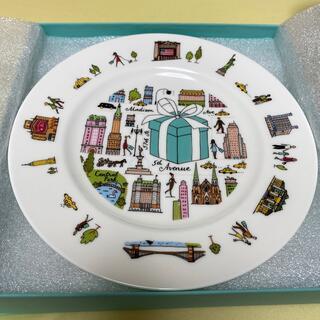 ティファニー(Tiffany & Co.)のTiffanyお皿2枚セット(食器)