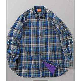 ビームス(BEAMS)のbeams チェックシャツ Sサイズ(シャツ)