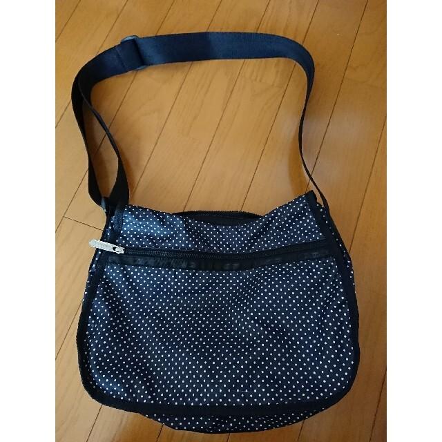 LeSportsac(レスポートサック)のレスポートサック ショルダーバッグ ドット レディースのバッグ(ショルダーバッグ)の商品写真