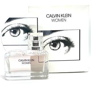 カルバンクライン(Calvin Klein)の☆2回使用☆ カルバンクライン ウーマン オードパルファム 50ml(香水(女性用))