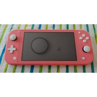 Nintendo Switch - Nintendo Switch lite 箱無し