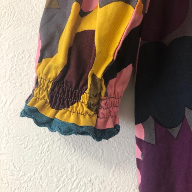 mina perhonen(ミナペルホネン)のミナペルホネン   ワンピース サイズ 110 キッズ/ベビー/マタニティのキッズ服女の子用(90cm~)(ワンピース)の商品写真