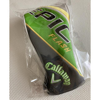 キャロウェイゴルフ(Callaway Golf)のEPIC FLASH  ドライバー用ヘッドカバー(クラブ)