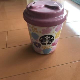 スターバックスコーヒー(Starbucks Coffee)のスタバ キャニスター(収納/キッチン雑貨)