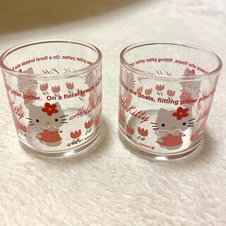 ハローキティ(ハローキティ)のペアグラス(グラス/カップ)