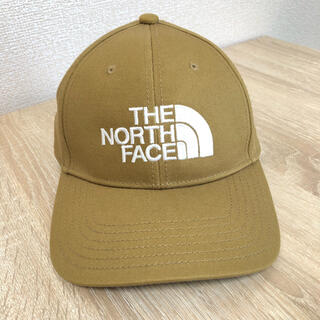 THE NORTH FACE - THE NORTH FACE ザノースフェイス ロゴ キャップ 希少カラー