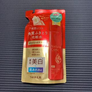 ナリスアップコスメティックス(ナリスアップコスメティックス)のネイチャーコンク 角質ふきとり化粧水 詰替 180ml(化粧水/ローション)