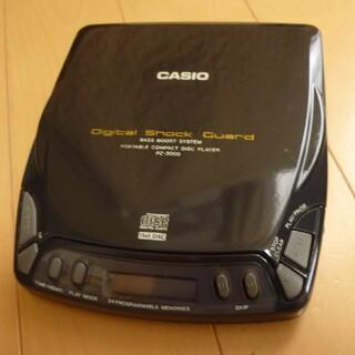 CASIO - CASIO ポータブルCDプレーヤー PZ-3000