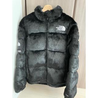 Supreme - Supreme Faux Fur Nuptse Jacket