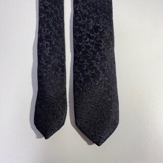 DOLCE&GABBANA - ドルガバ ネクタイ ブラック織り