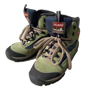 コロンビア(Columbia)のOLANG トレッキングシューズ vibram 登山靴(登山用品)