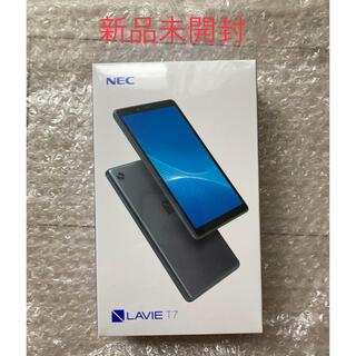 エヌイーシー(NEC)のNEC PC-T0755CAS アンドロイドタブレット LAVIE T7 (タブレット)