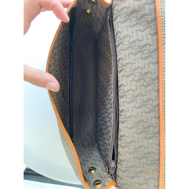 Yves Saint Laurent Beaute(イヴサンローランボーテ)の希少 YSL カサンドラ ショルダーバッグ ビンテージ サンローラン マカダム  レディースのバッグ(ショルダーバッグ)の商品写真