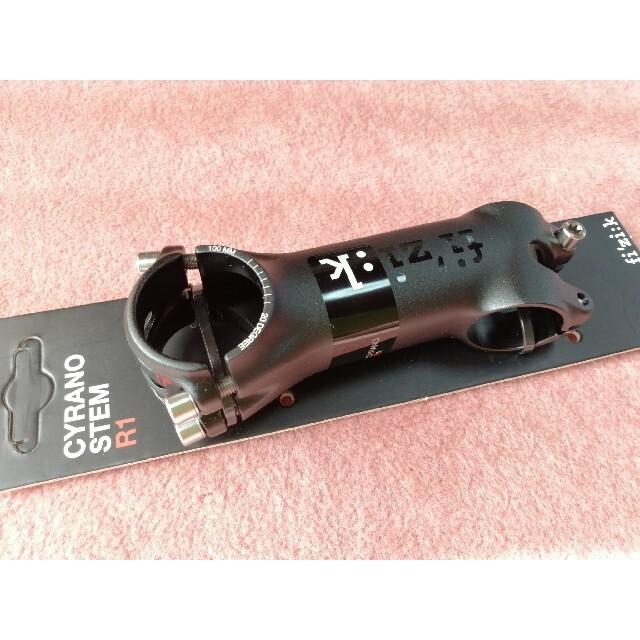 fi'zi:k CYRANO STEM R1 100mm 20° スポーツ/アウトドアの自転車(パーツ)の商品写真