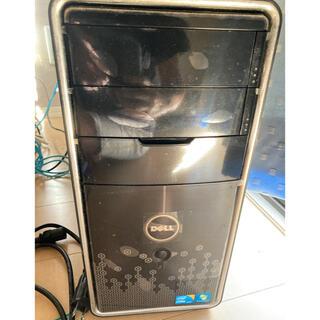 デル(DELL)のDell デスクトップパソコン Inspiron 580(デスクトップ型PC)