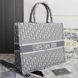 CHRISTIAN DIOR BOOK TOTE トートバッグ ハンドバッグ