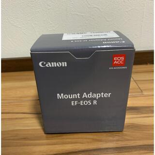 Canon - 【新品に近い】Canon キャノン マウントアダプター