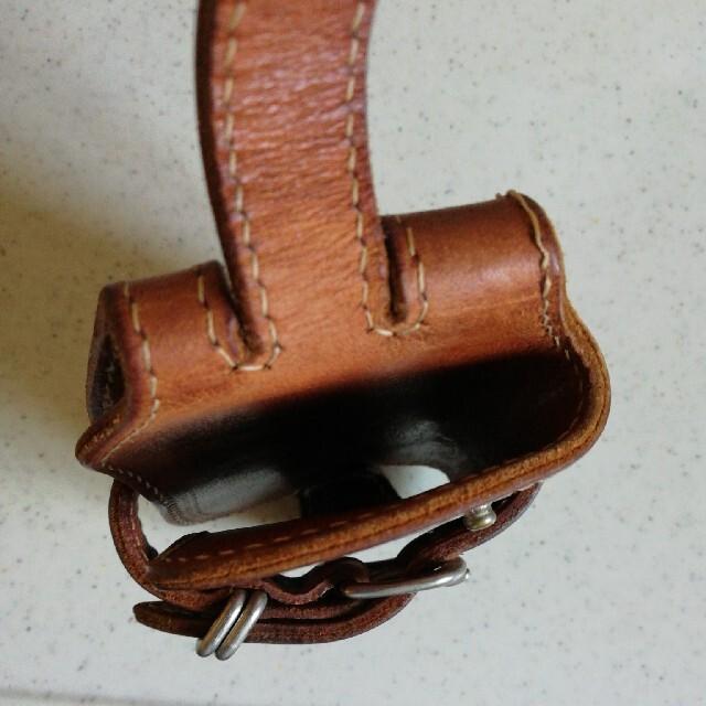 REDMOON(レッドムーン)のレッドムーン ヌメ革ケース メンズのファッション小物(タバコグッズ)の商品写真