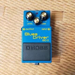 【最初期】BD-2 (Blues Driver)(エフェクター)