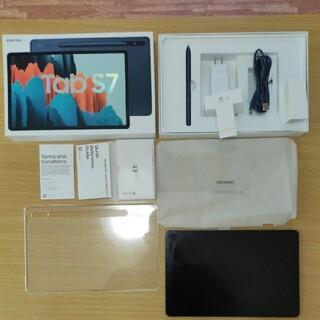 SAMSUNG - Galaxy Tab S7 NAVY 256GB wifiモデルギャラクシータブ