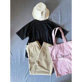 ムジルシリョウヒン(MUJI (無印良品))の無印良品 太番手 クルーネックワイドTシャツ(五分袖)(Tシャツ(半袖/袖なし))