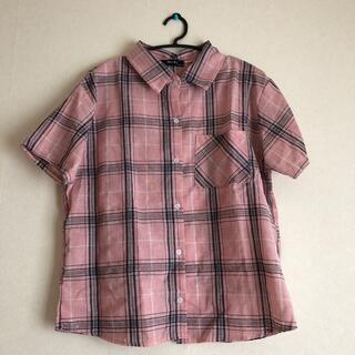 ゴゴシング(GOGOSING)のチェックシャツ(シャツ/ブラウス(長袖/七分))